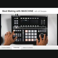 Beat Making With Maschine