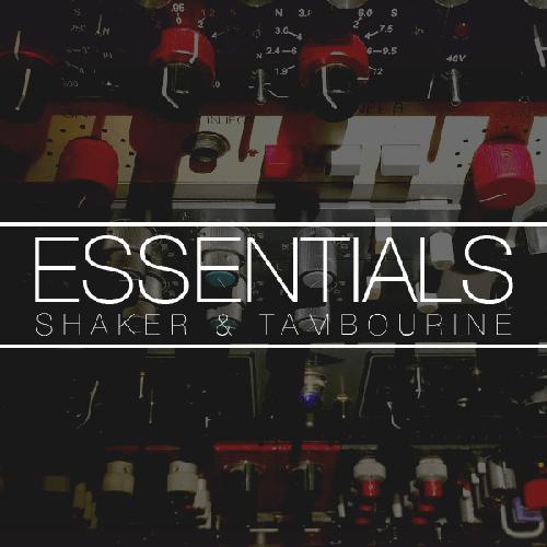 Woodshed Essentials Shaker Tambourine