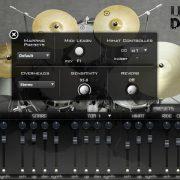 urban drums settings