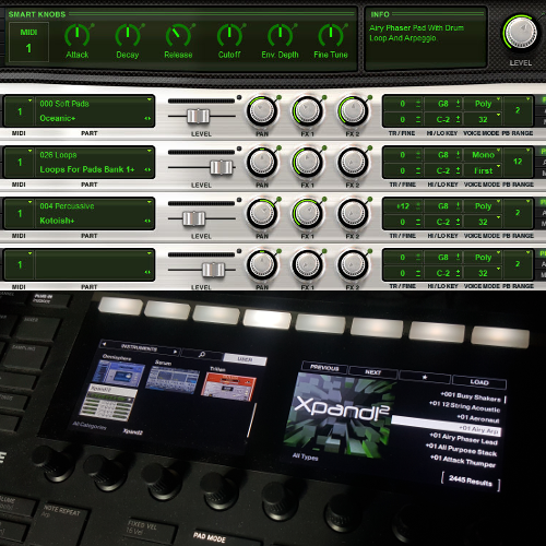 Xpand 2 expansions free | Download 1925 Nexus Presets  2019-03-19