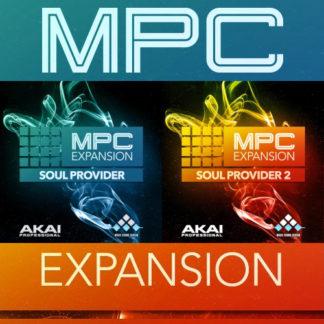 Akai Pro Soul Provider MPC Expansion - SoundsAndGear com Shop
